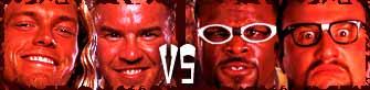 Edge & Christian Vs The Dudleyz