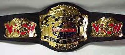 WCW Cruiserweight Championship