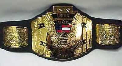WCW US Title